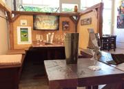 Adastra Tasting Room Barn Seating