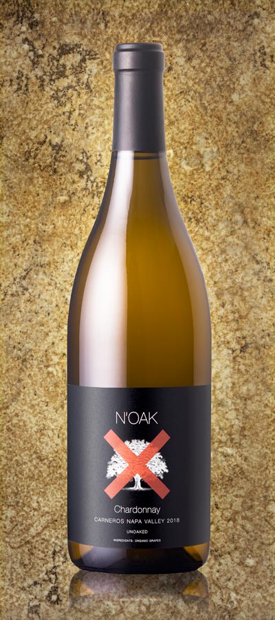 Product Image for 2018 N'Oak Chardonnay
